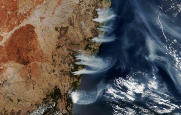 Εκλάπησαν 300.000 λίτρα νερό εν μέσω καύσωνα και πυρκαγιών στην Αυστραλία