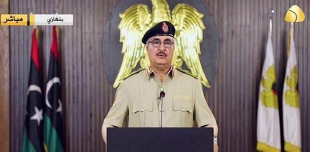 Λιβυή: Ο στρατάρχης Χαφτάρ έδωσε εντολή για την κατάληψη της Τρίπολης