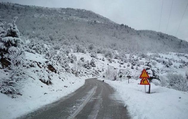 Καιρός: Βροχές σε όλη τη χώρα και χιόνια στα ορεινά την Τετάρτη