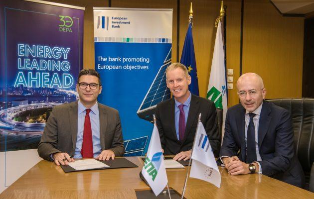 ΔΕΠΑ: Συμφωνία χρηματοδότησης για την κατασκευή του πρώτου πλοίου τροφοδοσίας LNG