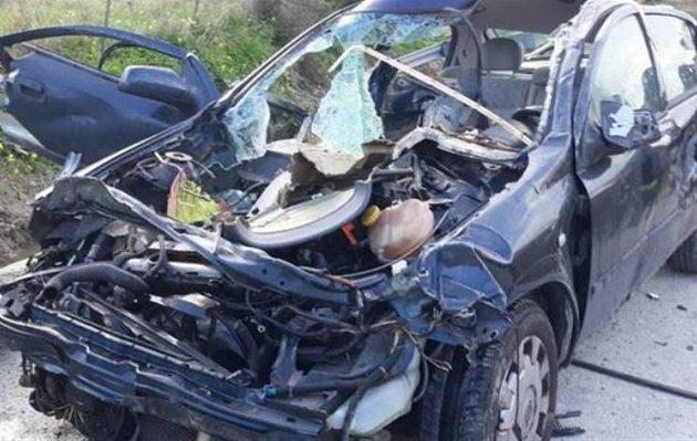 Τραγωδία στην άσφαλτο: Δυο γυναίκες νεκρές σε τροχαίο στο Κιλκίς