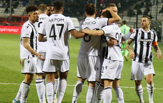Super League: ΠΑΟΚ-Αστέρας Τρίπολης 3-1 – Την τιμητική του είχε το VAR