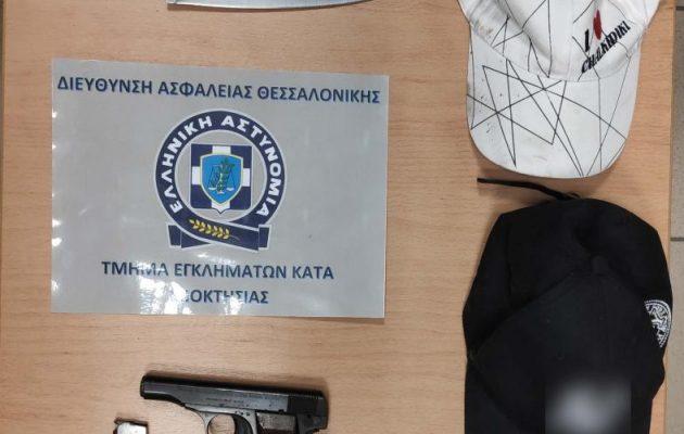 Στο δόκανο της αστυνομίας δύο άτομα για μπαράζ ληστειών σε καταστήματα τυχερών παιγνίων της Θεσσαλονίκης