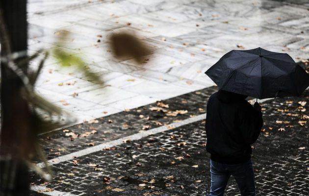 Άστατος ο καιρός την Τετάρτη: Βροχές, καταιγίδες και χιονοπτώσεις στα ορεινά