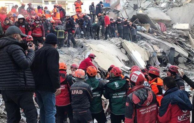 Τουρκία: Νέα ισχυρή σεισμική δόνηση 5,1 Ρίχτερ