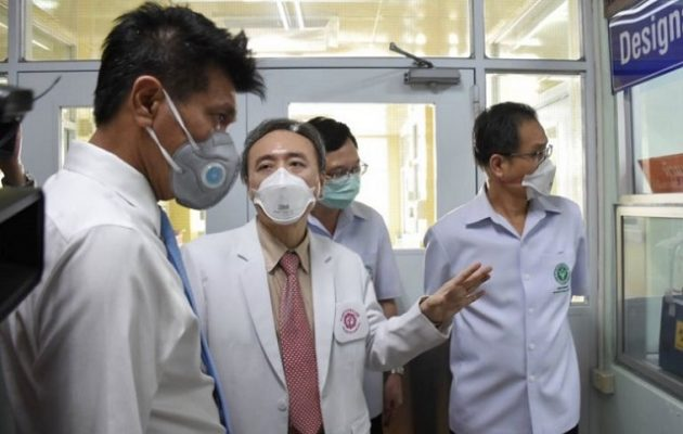 Τρελαμένοι οι Κινέζοι: Δοκιμάζουν τα πάντα για να «γιατρέψουν» τον κοροναϊό