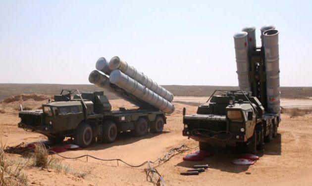 Η Τουρκία σκέφτεται να μεταφέρει πυραύλους S-400 στη Λιβύη