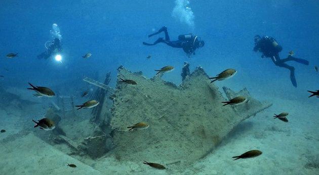 Yποβρύχια έρευνα σε βυθισμένη αρχαία πόλη στην Ελούντα της Κρήτης