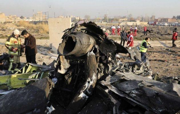 Αμερικανός αξιωματούχος: Πύραυλος του Ιράν κατέρριψε το ουκρανικό Boeing
