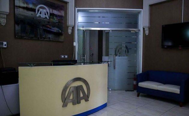 Έφοδος της αιγυπτιακής Αστυνομίας στα γραφεία του τουρκικού «Anadolu» στο Κάιρο