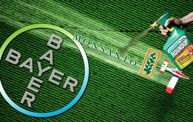 Χιλιάδες αγωγές γα καρκίνους στη Bayer από ζιζανιοκτόνο – Θέλει να πληρώσει εξωδικαστικά 10 δισ. ευρώ