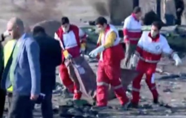 Δικαιοσύνη για τους επιβάτες του Boeing που σκότωσαν οι «μουλάδες» θα ζητήσει ο Τριντό