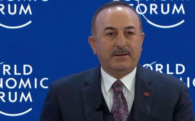 Τσαβούσογλου: Ερντογάν και Πούτιν συζητούν για κοινές γεωτρήσεις στην Αν. Μεσόγειο
