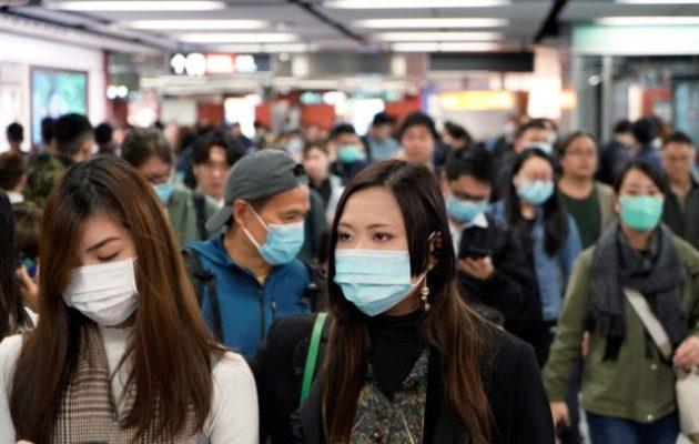 Κοροναϊός: Ειδικοί προειδοποιούν για 100.000 κρούσματα παγκοσμίως