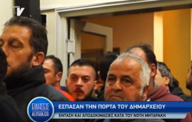 Το δημοτικό συμβούλιο Χίου απέρριψε τη δημιουργία νέας δομής κλειστής φιλοξενίας μεταναστών