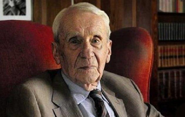 Πέθανε ο Κρίστοφερ Τόλκιν, γιος του συγγραφέα του «Άρχοντα των δαχτυλιδιών»