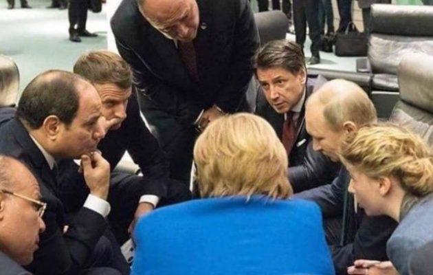 Τι συμφωνήθηκε στη Διάσκεψη του Βερολίνου για τη Λιβύη