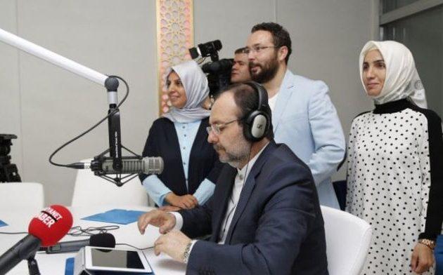 Σκληρή ισλαμοποίηση στα κατεχόμενα της Κύπρου επιχειρεί η Τουρκία – Στον «αέρα» ραδιόφωνο ισλαμικής προπαγάνδας