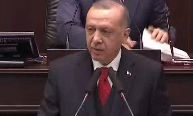 Ερντογάν: «Η επέμβασή μας στη Λιβύη είναι όπως στην Κύπρο το 1974» – Αναφέρθηκε σε τουρκική μειονότητα που κινδυνεύει