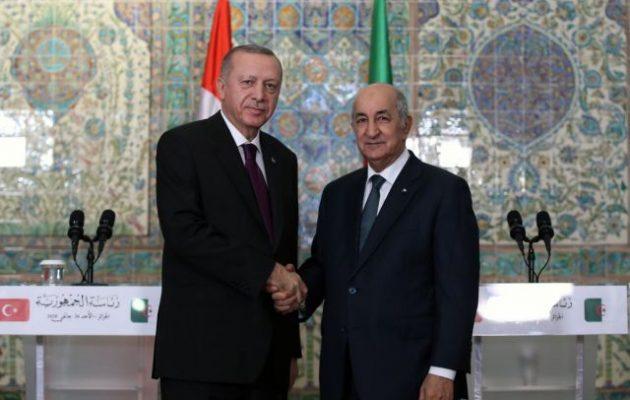 Το περιστέρι της ειρήνης παριστάνει ο Ερντογάν: Η κρίση στη Λιβύη δεν μπορεί να επιλυθεί στρατιωτικά