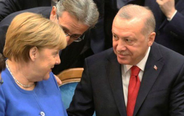 Το «παζάρι» του Ερντογάν με τη Μέρκελ – Τι θα ζητήσει ο «σουλτάνος» από την καγκελάριο