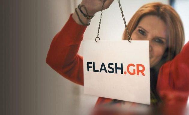Ξανά σε λειτουργία το ιστορικό Flash.gr που αγόρασε ο Κόκκαλης