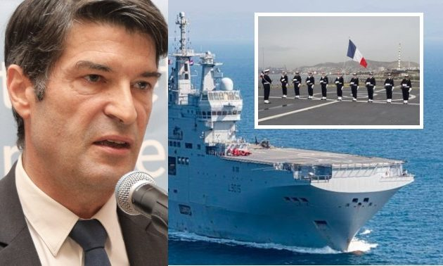 Γάλλος Πρέσβης: Ψευτοσυμφωνία το μνημόνιο Άγκυρας-Τρίπολης – Στηρίζουμε Ελλάδα