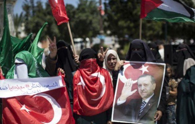 Η Χαμάς με έδρα την Κωνσταντινούπολη σχεδιάζει και διατάζει δολοφονίες και βομβιστικές επιθέσεις στο Ισραήλ
