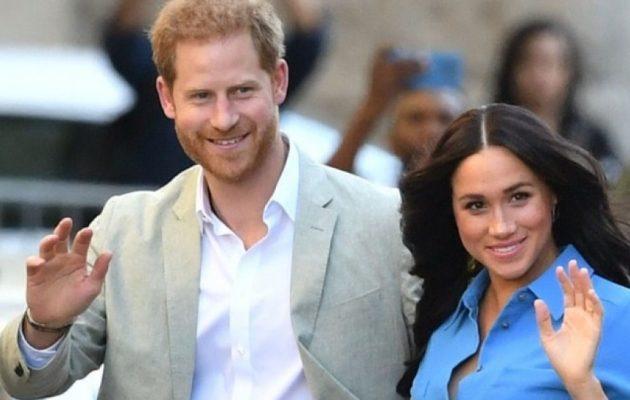 Χάρι και Μέγκαν Μαρκλ: Από πρίγκιπες απλοί πολίτες για «το χρώμα του χρήματος»