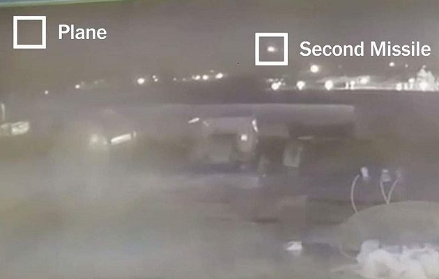 Νέο βίντεο από τη συντριβή του ουκρανικού Boeing στο Ιράν – Το χτύπησαν δύο ρουκέτες