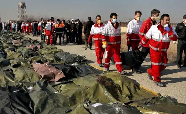 Γρίφος για γερούς λύτες η συντριβή του Boeing στο Ιράν- Και Καναδοί στις έρευνες
