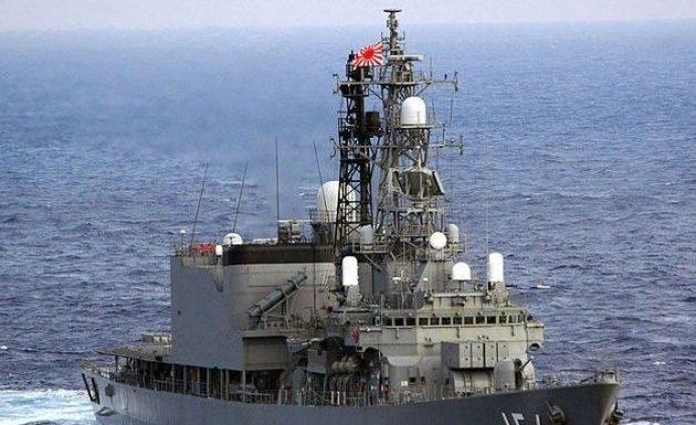 Η Ιαπωνία στέλνει ένοπλες δυνάμεις στη Μέση Ανατολή