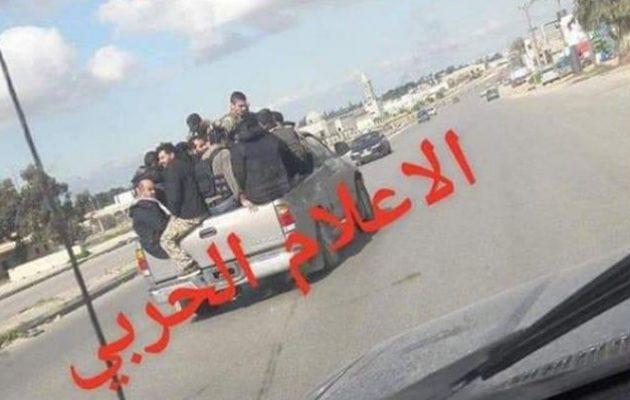 Τζιχαντιστές του Ερντογάν από τη Συρία στην Τρίπολη της Λιβύης