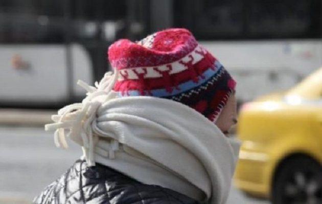 Καιρός: Πέφτει κι άλλο η θερμοκρασία την Τετάρτη