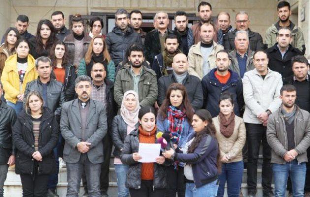 Κόμπανι: «Η Τουρκία εξάγει τρομοκράτες σε όλο τον κόσμο»