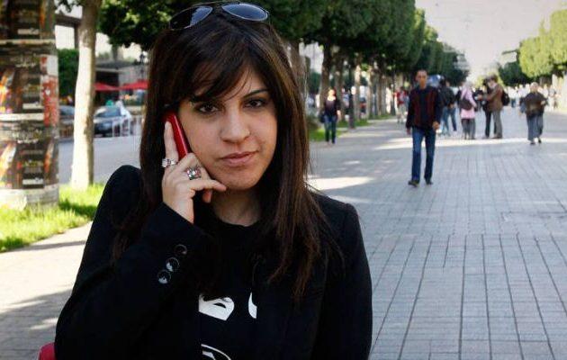 Πέθανε στα 36 της η Τυνήσια μπλόγκερ Λίνα Μπεν Μένι που πρωτοστάτησε στην εξέγερση του 2011