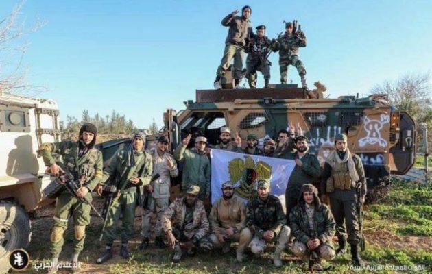 Πηγές LNA: Σκοτώσαμε τρεις Τούρκους στρατιώτες στη Λιβύη