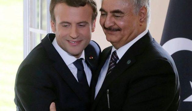 Εμ. Μακρόν: «Να σταματήσει» η αποστολή Σύρων τζιχαντιστών στη Λιβύη