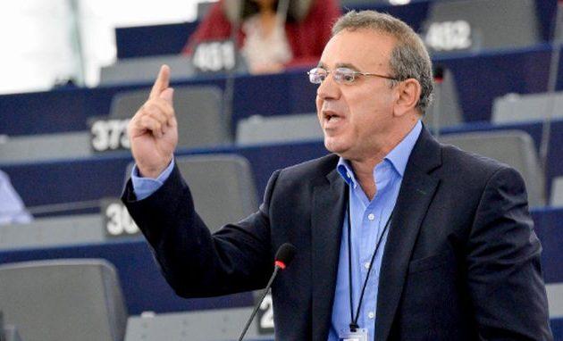 Ο Κ. Μαυρίδης «έδωσε» τη Γερμανία μέσα στην Ευρωβουλή: «Όσο εμείς συζητάμε, πουλάει όπλα στην Τουρκία»