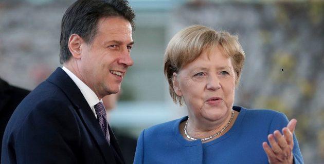 Κόντε σε Μέρκελ: Χαλάρωση δημοσιονομικών κανόνων αλλιώς ας ξεγράψουμε την Ευρώπη