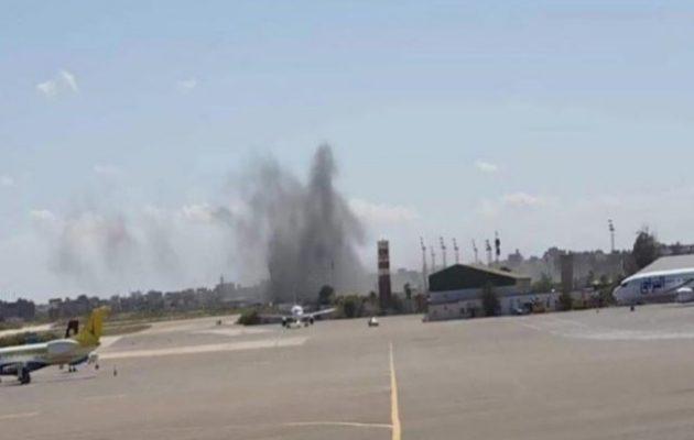 Λιβύη: Έκλεισε το αεροδρόμιο «Μιτίγκα» στην Τρίπολη μετά την απειλή του LNA