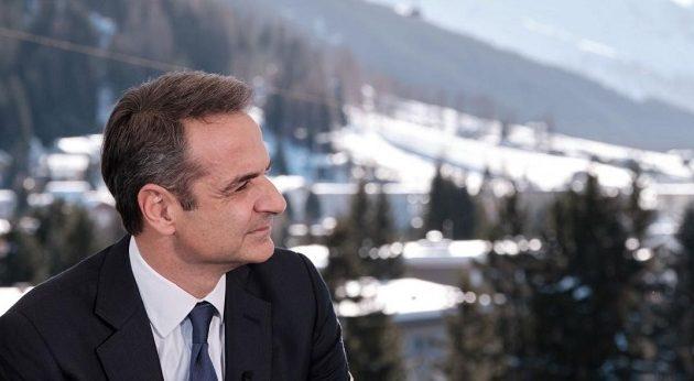 Μητσοτάκης: Θα εκμεταλλευτούμε γεωπολιτικά το θετικό κλίμα για την Ελλάδα