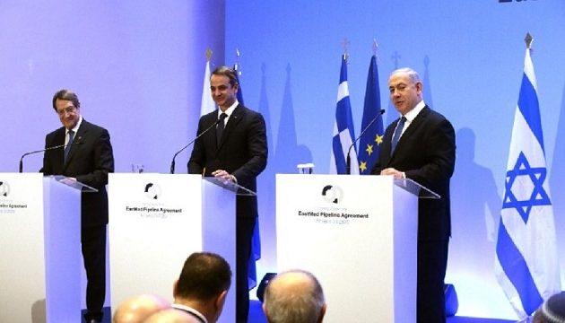 ΚΙΝΑΛ: O EastMed αναδεικνύει την Ελλάδα σε ενεργειακό κόμβο