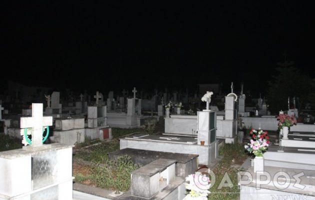 Τι ομολόγησε ο 21χρονος τυμβωρύχος Ρομά που άνοιξε τάφους για να βρει δαχτυλίδια