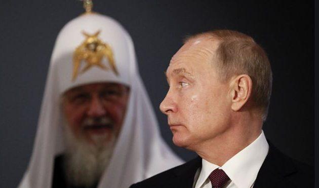 Η αυταπάτη του Κύριλλου για ένα «σλαβικό άξονα» – Το Ουκρανικό Αυτοκέφαλο δεν ήταν «τιμωρία» στη Μόσχα