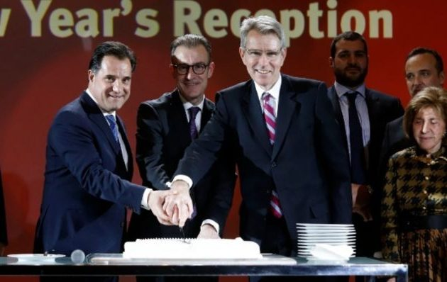 Πάιατ: Το 2020 θα φέρει σημαντικές αμερικανικές επενδύσεις στην Ελλάδα