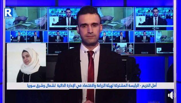 Η Αίγυπτος έδωσε άδεια σε ΜΜΕ Κούρδων της Συρίας να εκπέμπουν από το Κάιρο