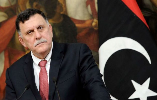 Στην Κωνσταντινούπολη ο Τουρκολίβυος πρωθυπουργός της Τρίπολης Σαράτζ
