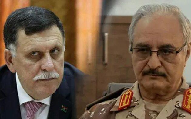 Ο Χαφτάρ «έκοψε» το πετρέλαιο στον Σαράτζ που μιλάει για «καταστροφική κατάσταση»