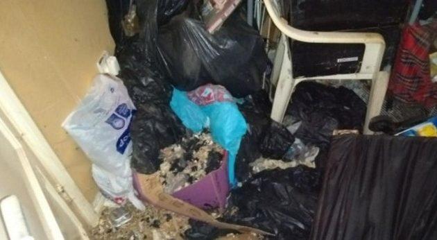 Πέθανε μέσα στο σπίτι του παρέα με ποντίκια και σκουπίδια – Δεν τον πήγαιναν στο νοσοκομείο